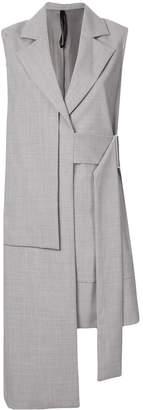 Taylor panel longline vest