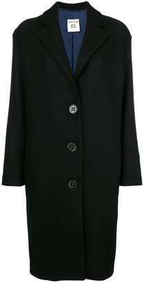 Semi-Couture Semicouture buttoned loose coat