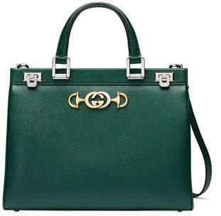 Gucci Zumi Medium Top Handle Bag
