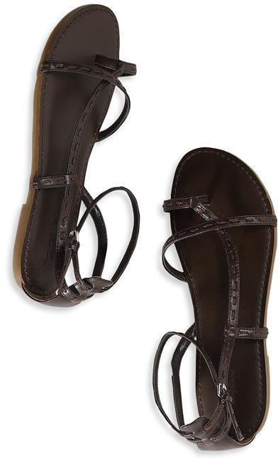 AE Strappy Stitch Sandal