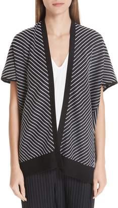 Zero Maria Cornejo Supima(R) Cotton & Silk Cardigan