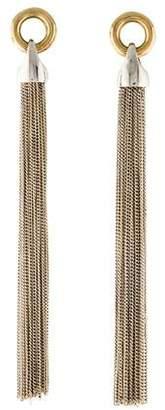 Lagos Caviar Tassel Earrings