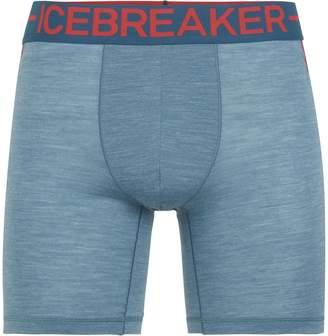 Icebreaker Bodyfit Anatomica Zone Long Boxer - Men's