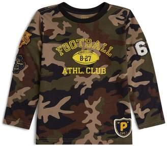 Ralph Lauren Camouflage T-Shirt