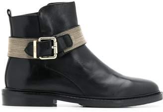 Steffen Schraut two tone ankle boots