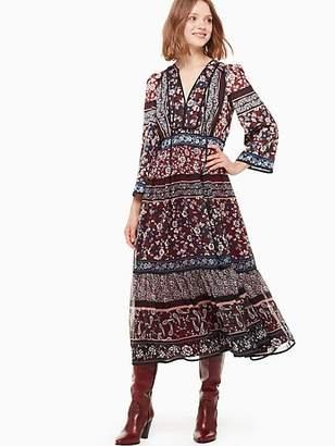 Kate Spade Patchwork rhiannon dress