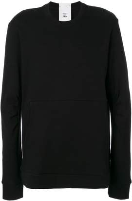 Lost & Found Ria Dunn oversized pouch pocket sweatshirt