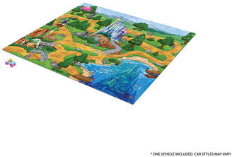 TCG Toys Disney Princess Original Mega Mat Play Mat With Bonus Vehicle