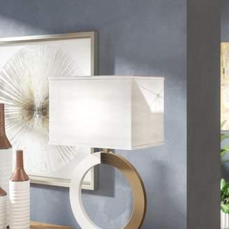 """Brayden Studio 16"""" Linen Rectangular Lamp Shade"""