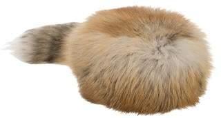Fur Fox Fur Trapper Hat
