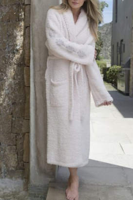 Barefoot Dreams CC INSPIRATION ROBE-PINK(LIVE IN LOVE)