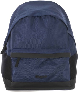 Blauer Backpack