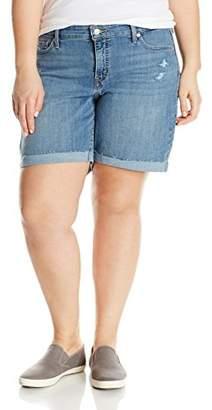 Levi's Women's Plus Size Shorts