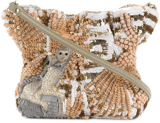 Jamin Puech beaded shoulder bag
