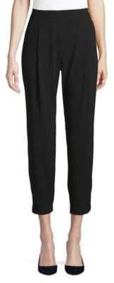Akris Classic Slim Cropped Pants