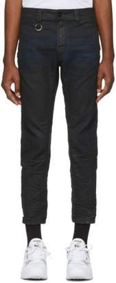 Diesel Black D-Earby Jogg Jeans
