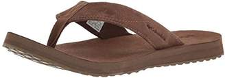 Columbia Men's Sorrento Leather FLIP Sport Sandal