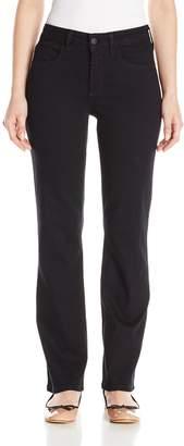 NYDJ Women's Petite Marilyn Straight Jeans
