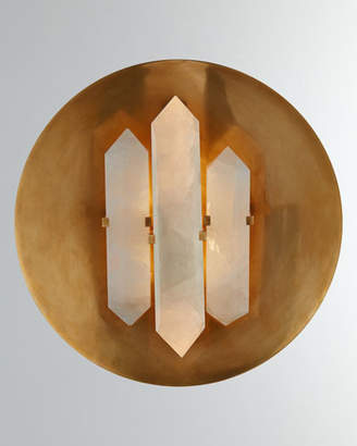 Kelly Wearstler Halcyon Round Sconce