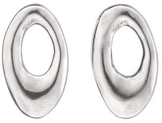 Uno de 50 Orbit 2 Ring Stud Earrings
