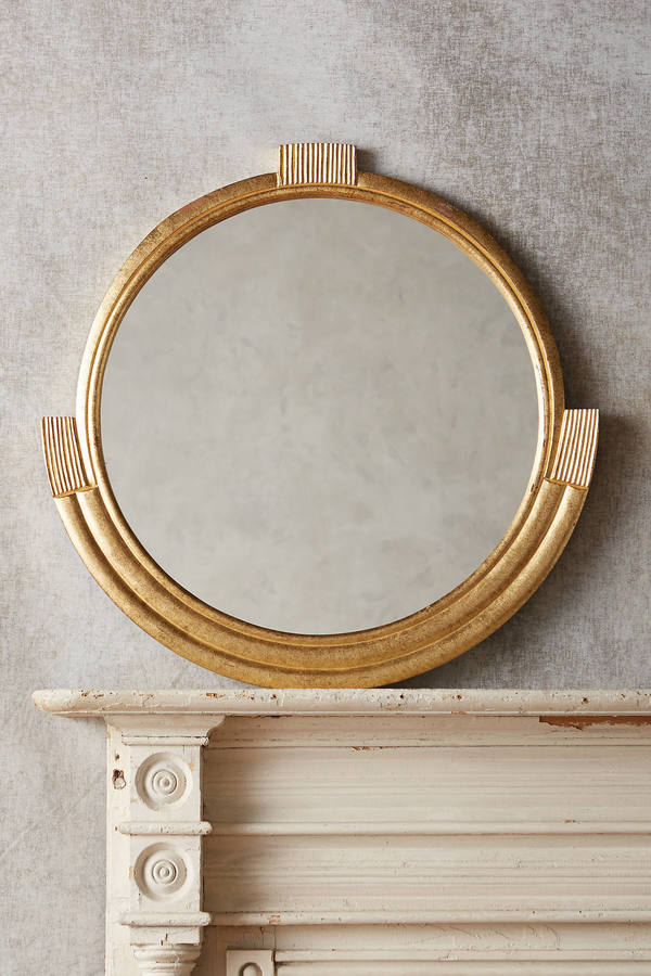 Anthropologie Anthropologie Monocle Mirror