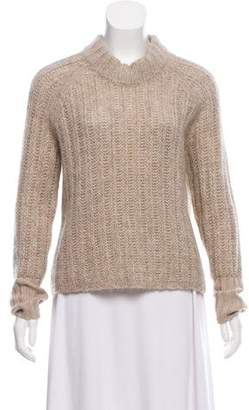 Rag & Bone Cashmere-Blend Knit Sweater