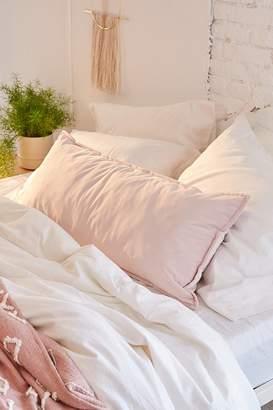 Velvet Body Pillow