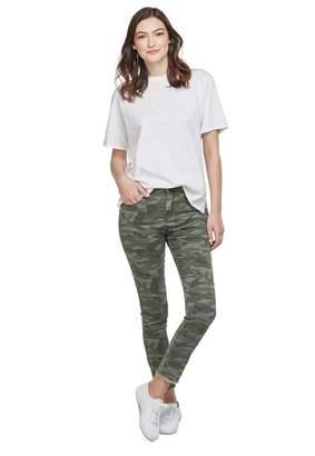 Mud Pie Green Camo Jeans