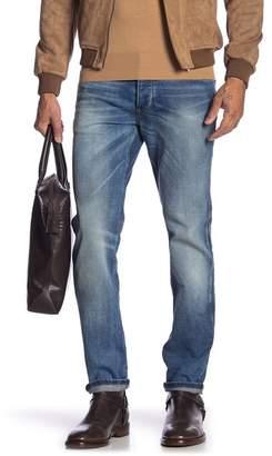 Wrangler Greensboro Straight Leg Jeans (Tinted Goods)