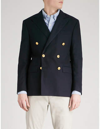 Polo Ralph Lauren Double-breasted wool jacket