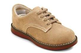 FootMates Toddler's& Little Kid's Dirty Buck Oxford Saddle Shoes