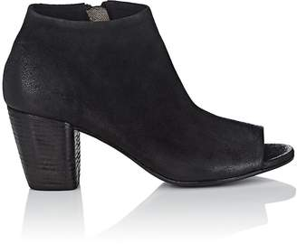 Marsèll Women's Burnished Leather Ankle Booties