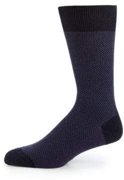 Pantherella Lombard Wool & Nylon Dress Socks