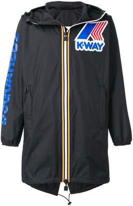 DSQUARED2 K-Way parka