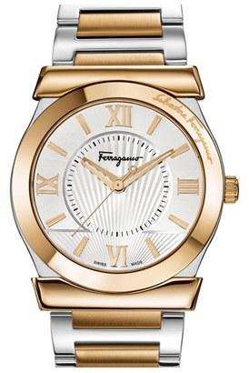 Men's Salvatore Ferragamo 'Vega' Bracelet Watch, 38Mm $1,395 thestylecure.com