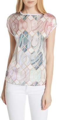 Ted Baker Relli Sea of Clouds Tee
