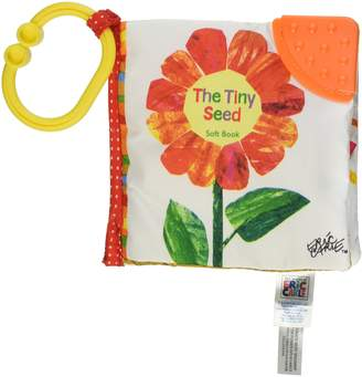 Kids Preferred Tiny Seed Clip-On Soft Book, World of Eric Carle