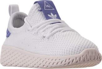 adidas Boys' Toddler Pharrell Williams Tennis HU Casual Shoes