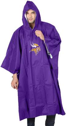 Adult Northwest Minnesota Vikings Deluxe Poncho