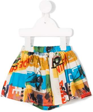 Wolf & Rita printed shorts