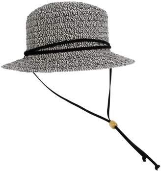 Nine West Packable Boater Hat