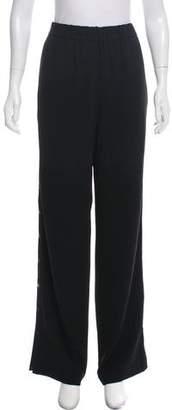 Tibi High-Rise Wide-Leg Pants w/ Tags