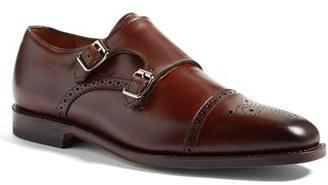 Men's Allen Edmonds 'St. Johns' Double Monk Strap Shoe $395 thestylecure.com