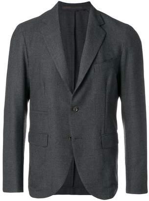 Eleventy fitted classic blazer