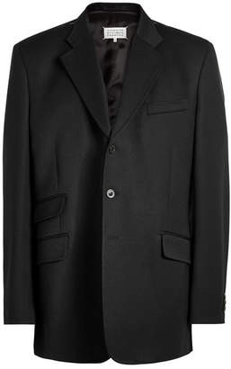 Maison Margiela Cavalry Wool Jacket