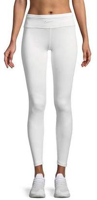 Nike Double-Knit High-Waist Performance Leggings
