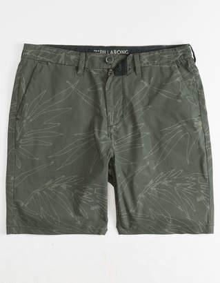Billabong New Order x Sundays Submersibles Military Mens Hybrid Shorts