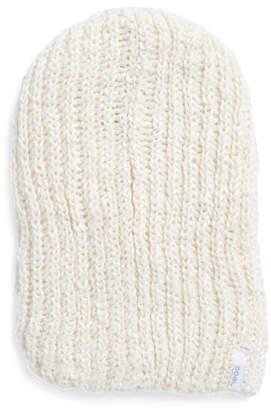 Thrift Knit Chunky Oversized Beanie