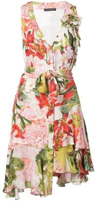 Josie Natori Paradise Floral dress