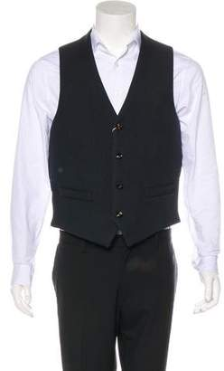 Maison Margiela Wool-Blend Suit Vest w/ Tags